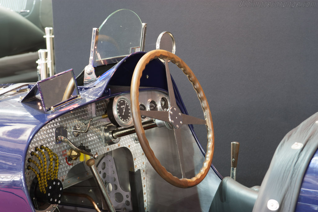 Bugatti Type 59 Grand Prix - Chassis: 59121   - 2013 Retromobile