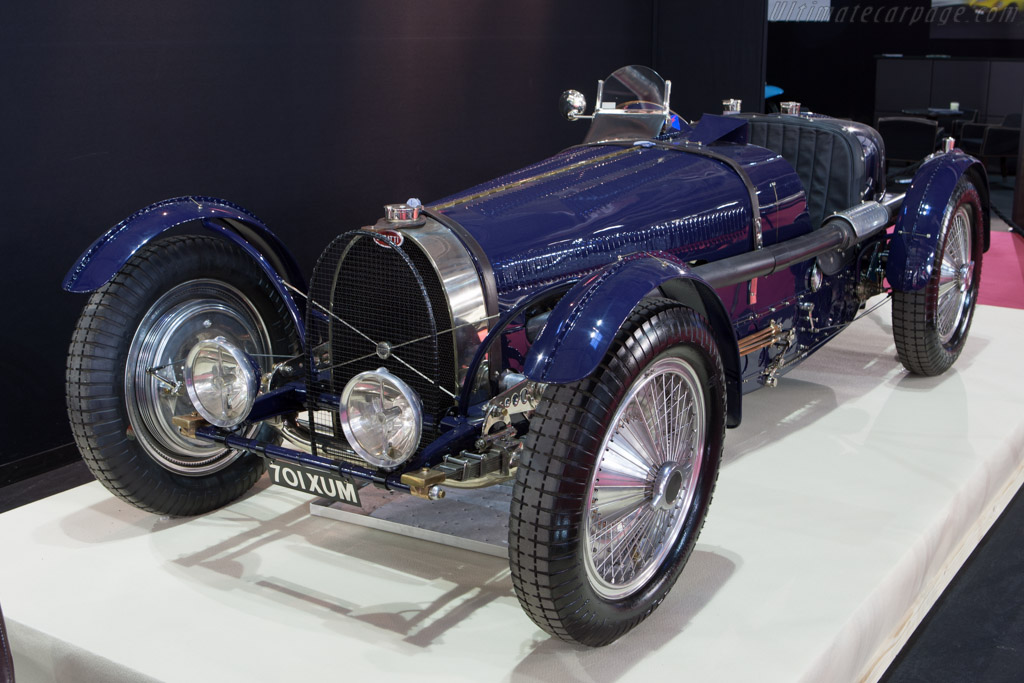 Bugatti Type 59 Grand Prix - Chassis: 59121   - 2013 Retromobile