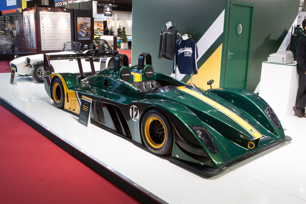 Caterham-Lola SP/300R    - 2013 Retromobile
