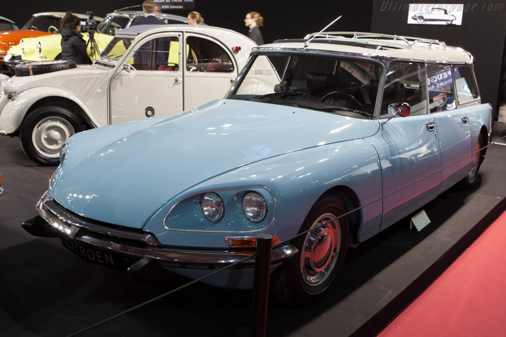 Citroën DS Break    - 2013 Retromobile
