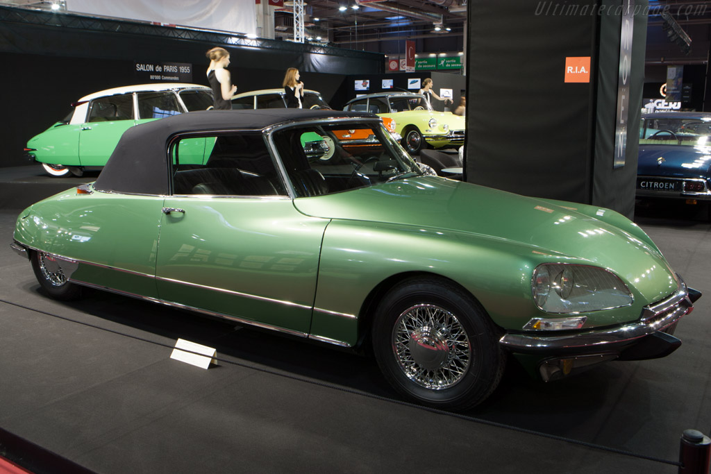 Citroën DS21 Compresseur    - 2013 Retromobile