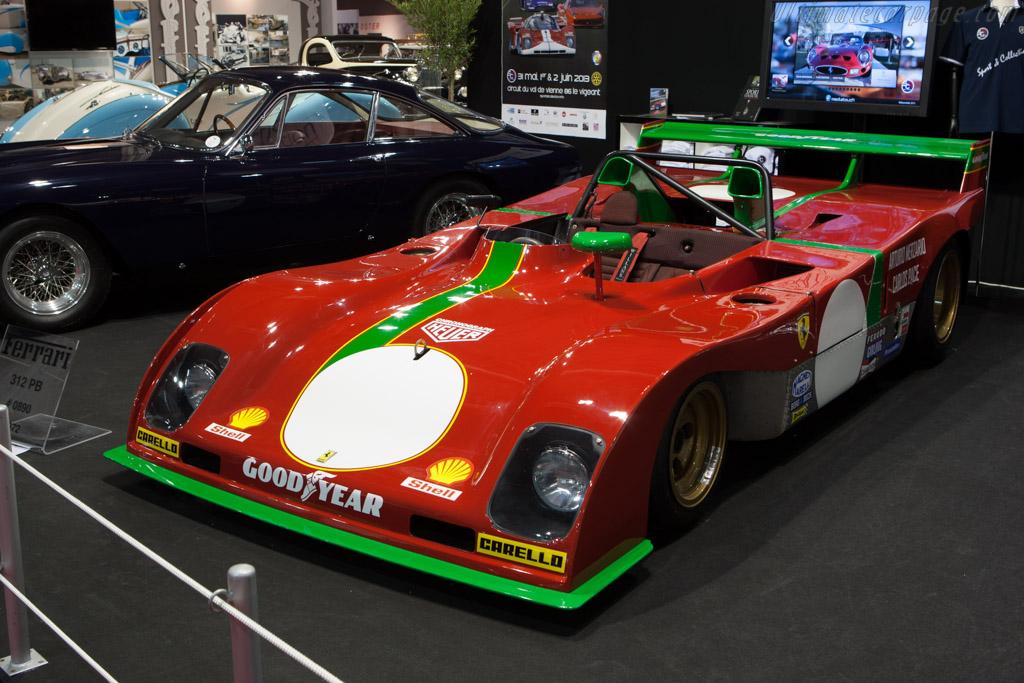 Ferrari 312 PB - Chassis: 0890   - 2013 Retromobile