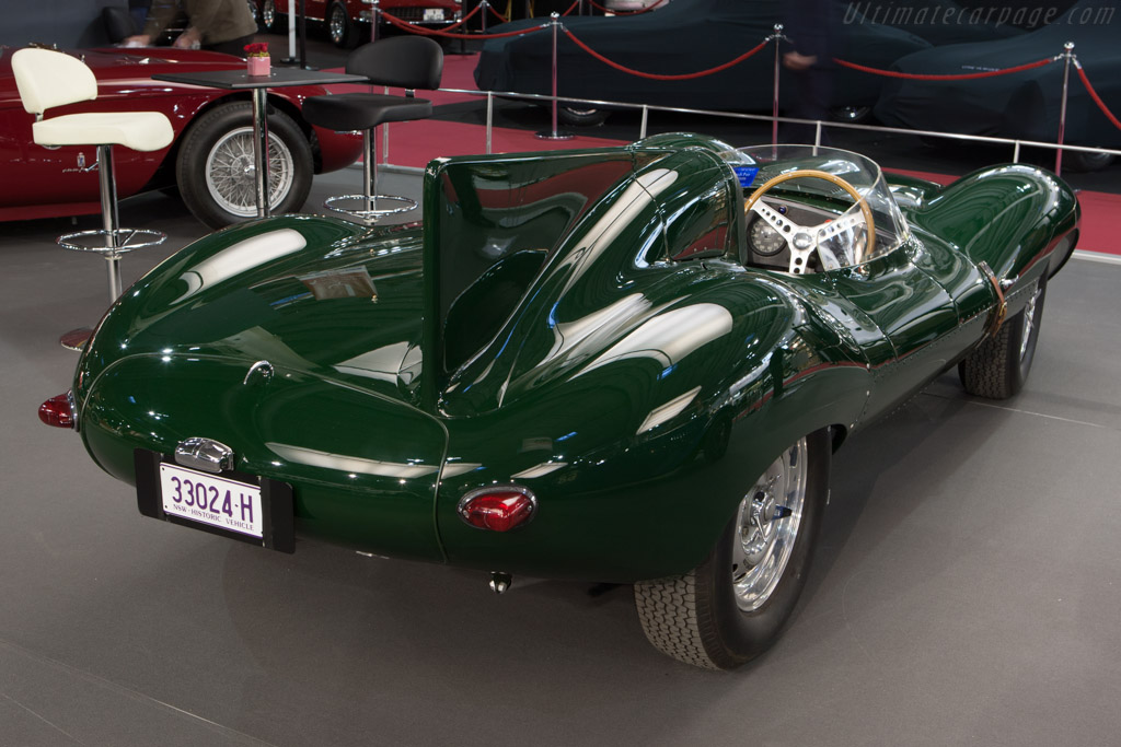 Jaguar D-Type - Chassis: XKD 510   - 2013 Retromobile