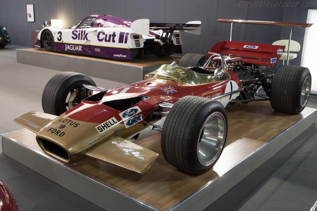 Lotus 49B Cosworth - Chassis: R12   - 2013 Retromobile
