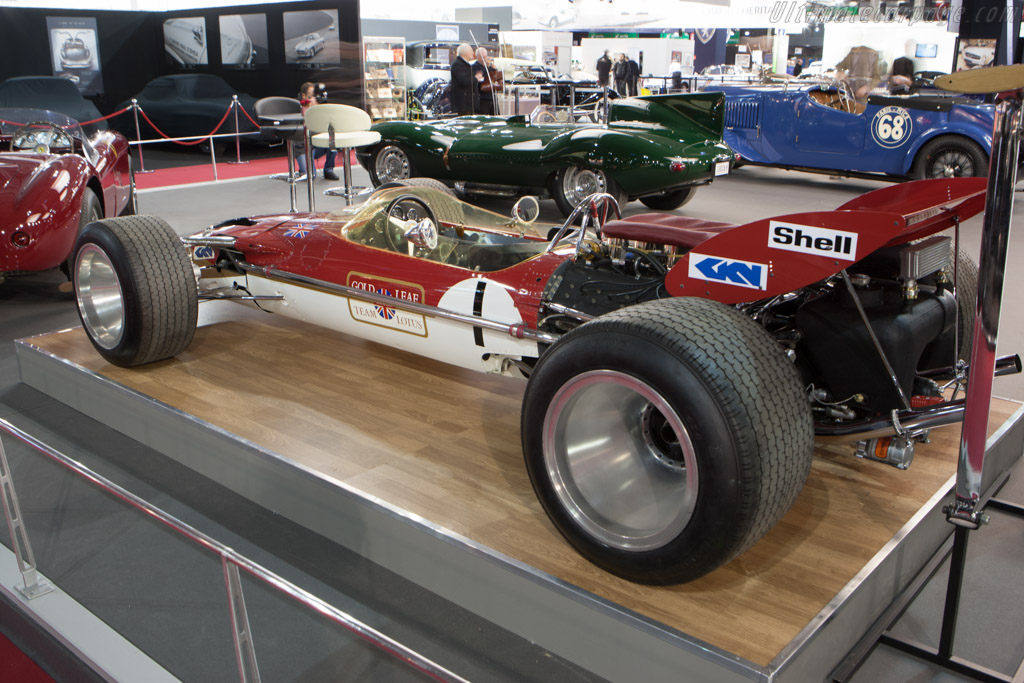 Lotus 49B Cosworth - Chassis: R12   - 2013 Retromobile