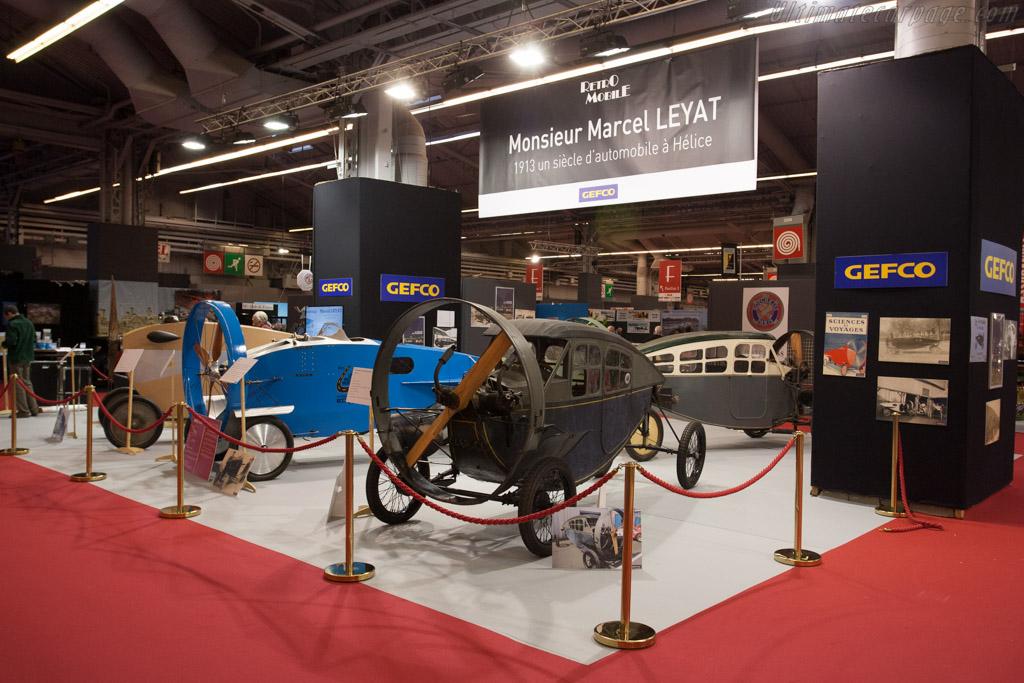 Marcel Leyat Helica    - 2013 Retromobile
