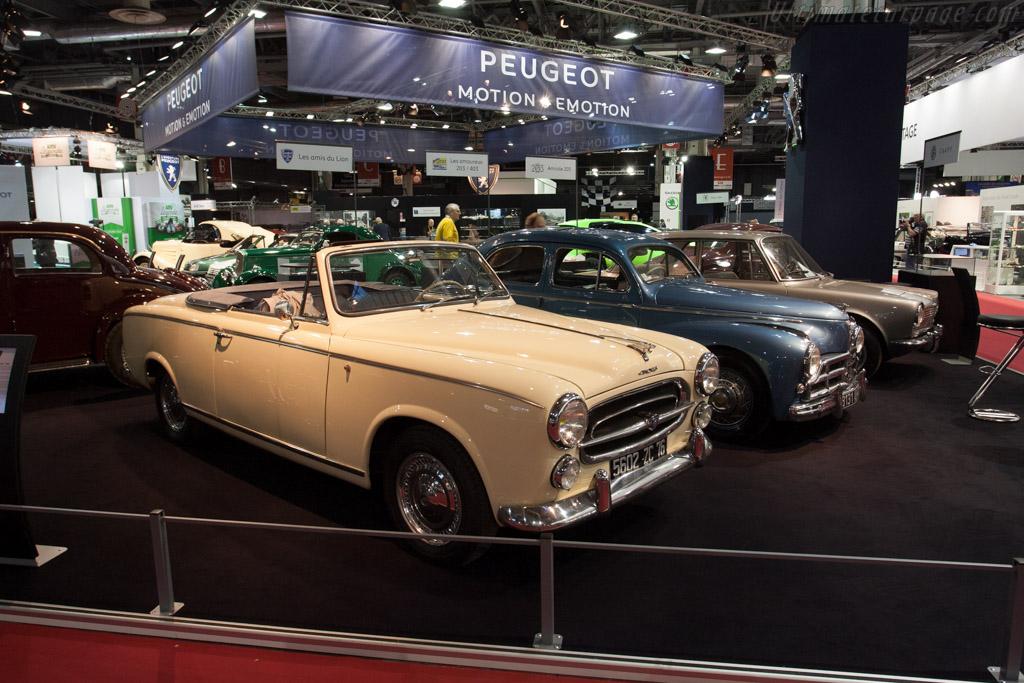 Peugeot 403    - 2013 Retromobile