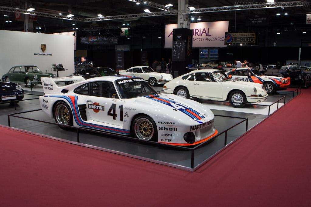 Porsche 935 - Chassis: 935 - 005   - 2013 Retromobile