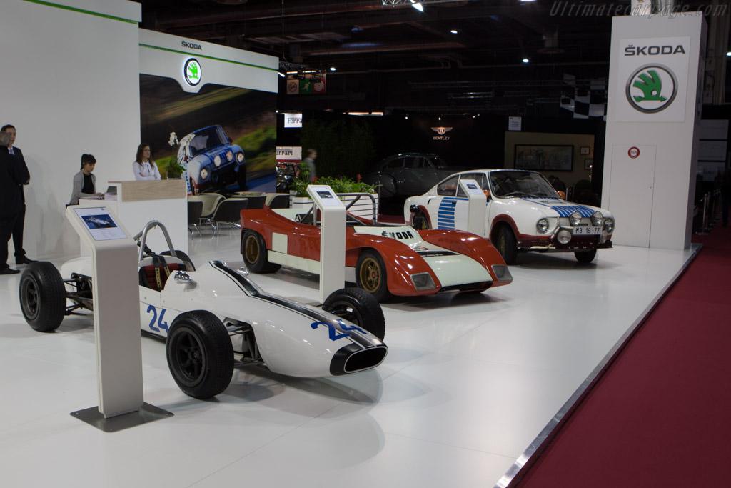 Skoda    - 2013 Retromobile