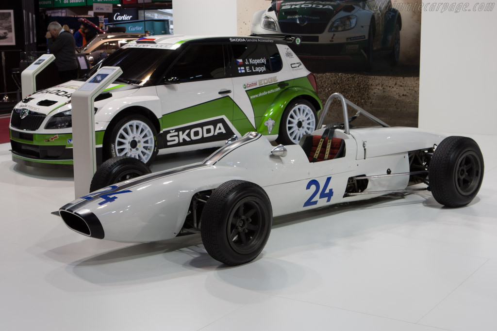 Skoda Formule 3    - 2013 Retromobile