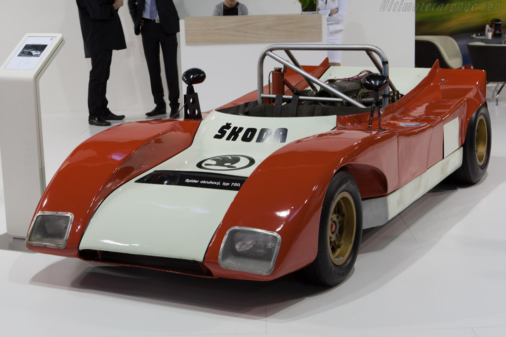 Skoda Type 720    - 2013 Retromobile
