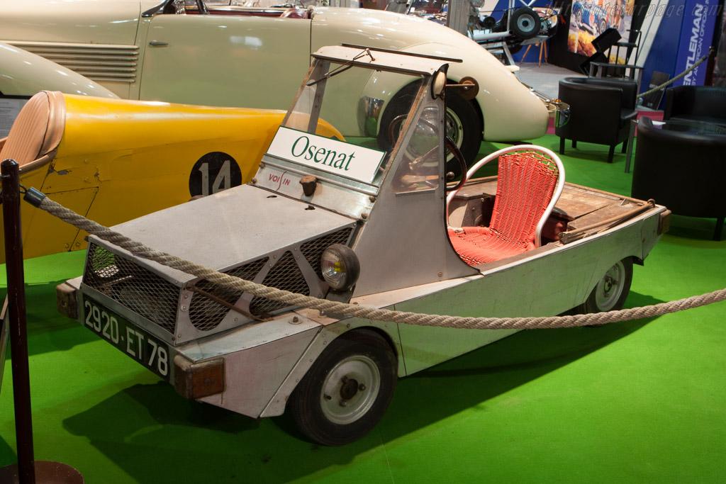 Voisin Biscooter    - 2013 Retromobile
