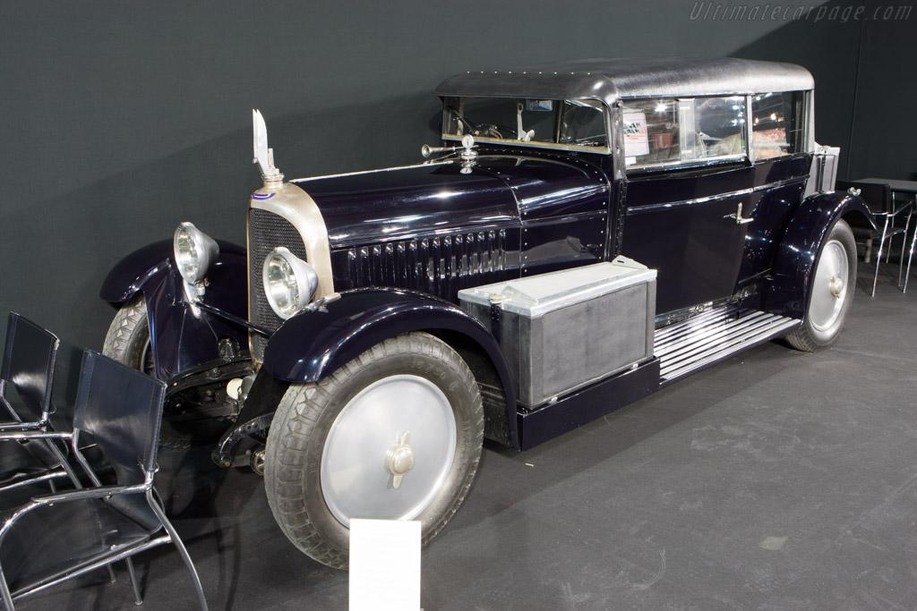 Voisin C11    - 2013 Retromobile