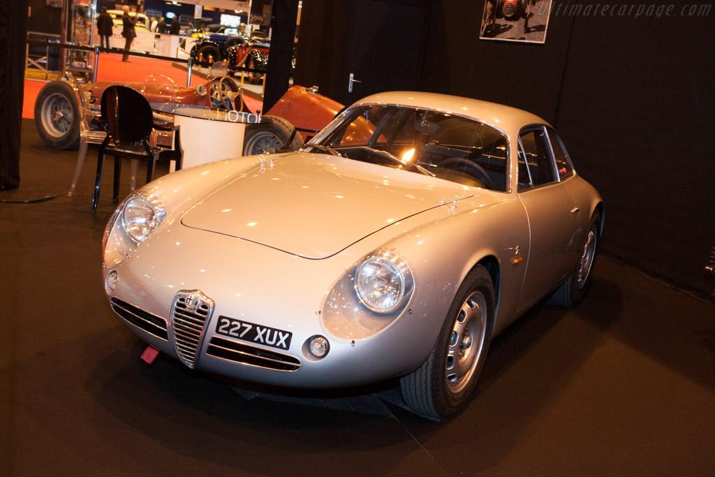 Alfa Romeo Giulietta SZ Coda Tronca - Chassis: AR10126 00197   - 2014 Retromobile