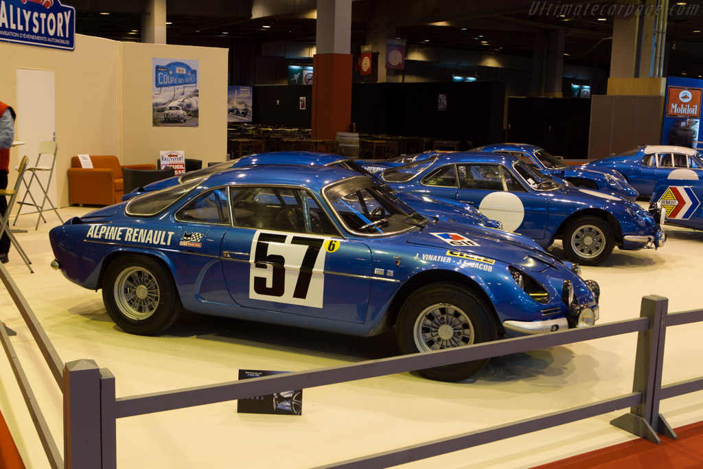 Alpine A110    - 2014 Retromobile