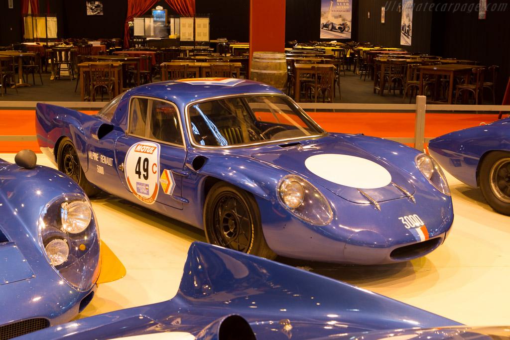 Alpine A211 - Chassis: 1727   - 2014 Retromobile
