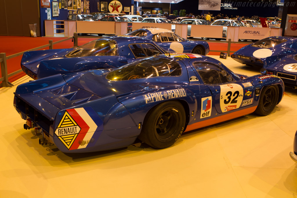 Alpine A220 - Chassis: 1738   - 2014 Retromobile