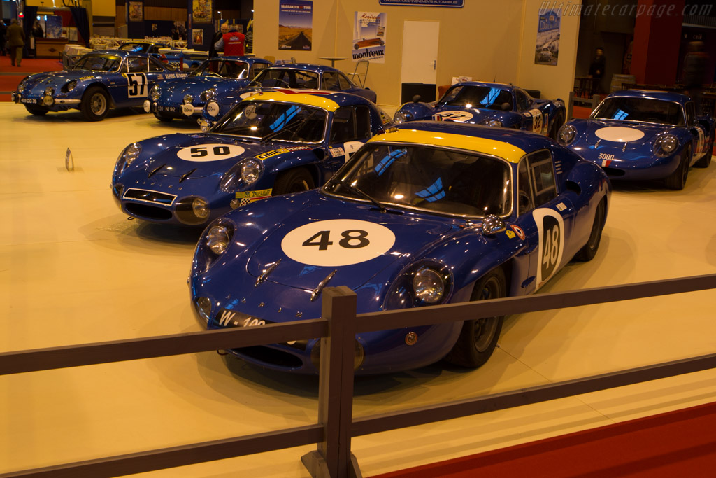 Alpine M64 - Chassis: 1710   - 2014 Retromobile