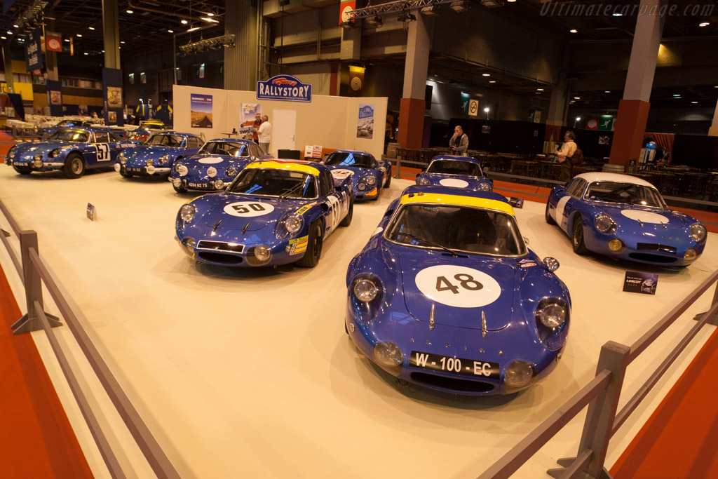 Alpines    - 2014 Retromobile
