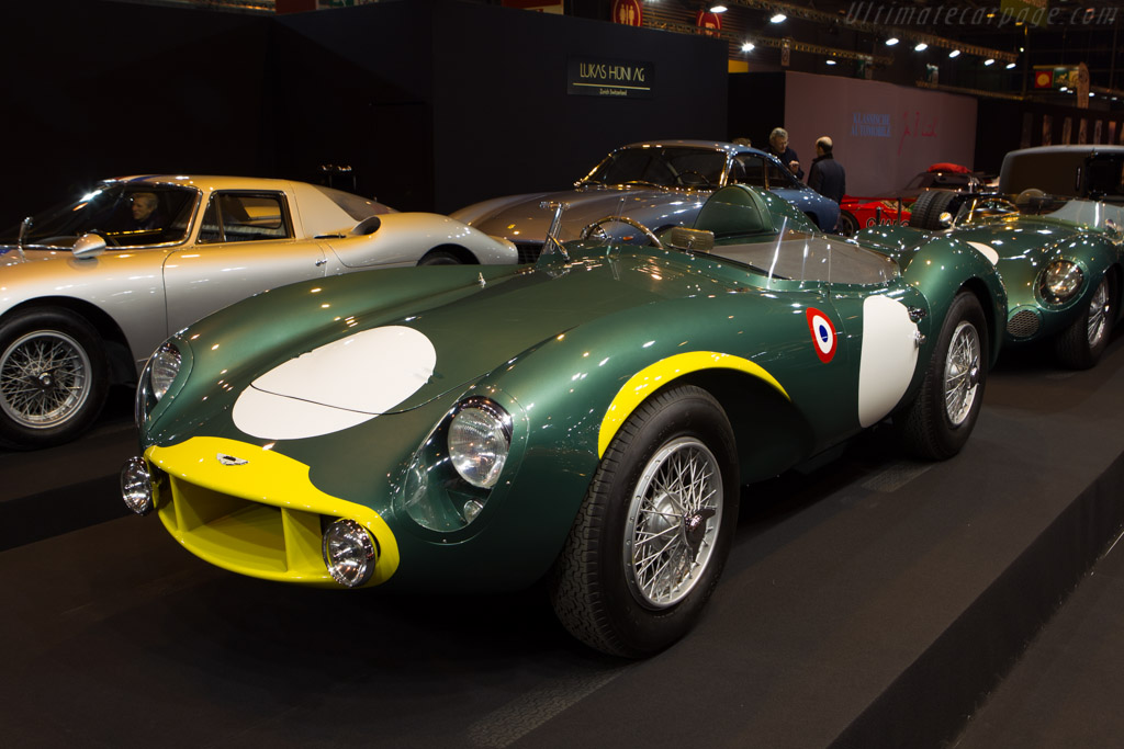 Aston Martin DB3S - Chassis: DB3S/9   - 2014 Retromobile