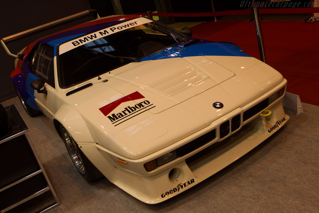 BMW M1 Group 4 - Chassis: 4301055   - 2014 Retromobile