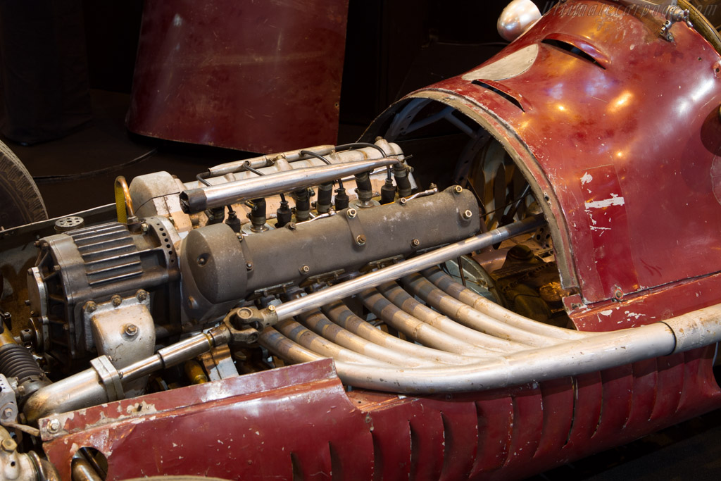 Baird-Griffin Maserati Special - Chassis: 1596   - 2014 Retromobile