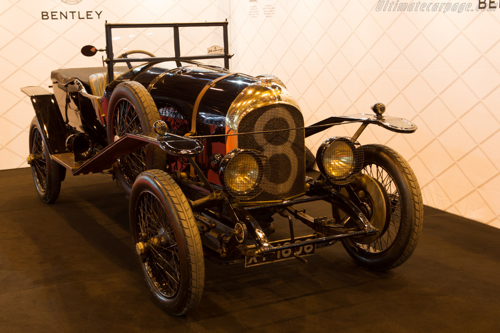 Bentley 3-Litre Vanden Plas Tourer - Chassis: 582   - 2014 Retromobile