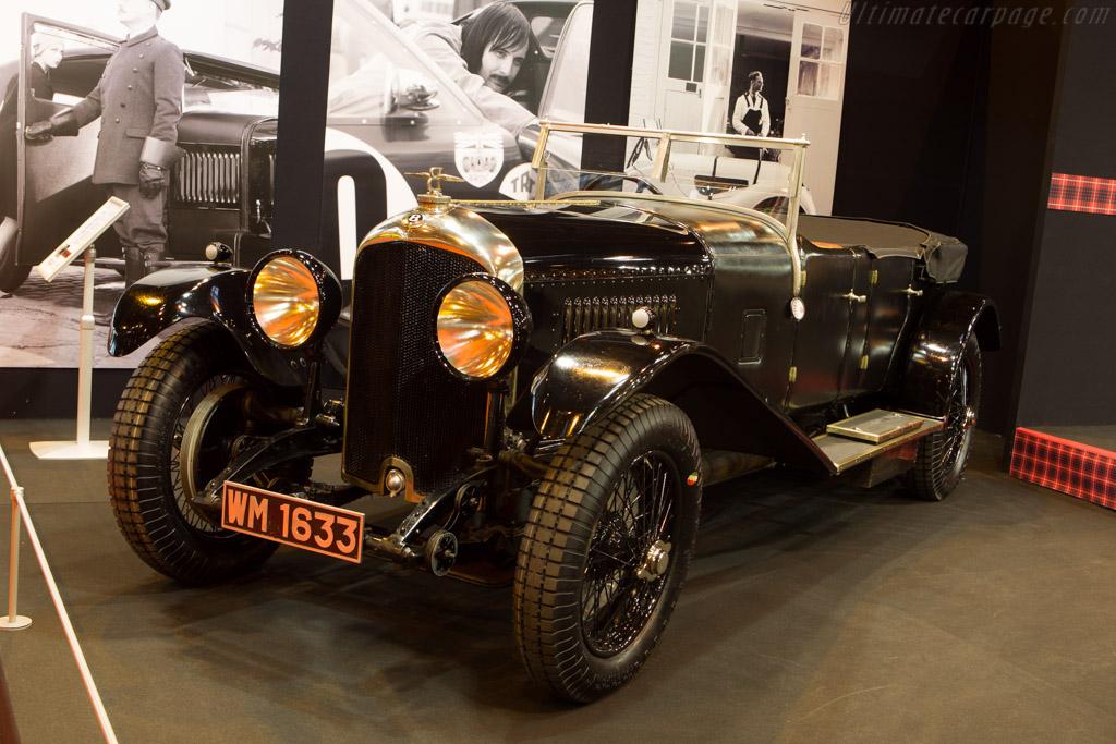 Bentley 4.5 Litre Harrison Tourer - Chassis: ST3010   - 2014 Retromobile