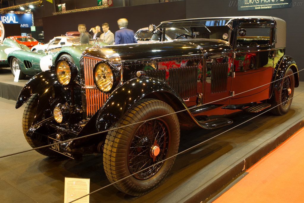 Bentley 8-Litre Freestone & Webb Coupe - Chassis: YF5021   - 2014 Retromobile