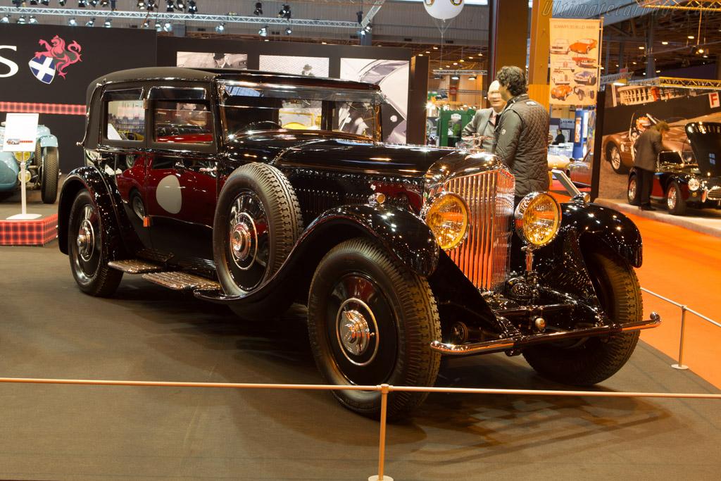 Bentley 8-Litre Mulliner Saloon - Chassis: YF5015   - 2014 Retromobile