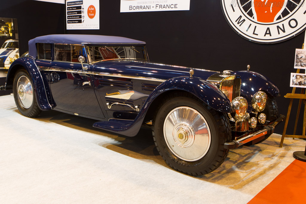 Bucciali Replica    - 2014 Retromobile
