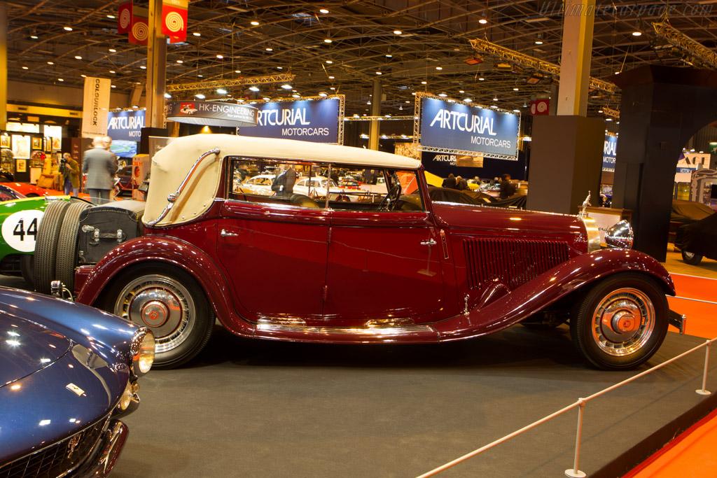 Bugatti Type 46 S Reinboldt & Christie Cabriolet - Chassis: 46525   - 2014 Retromobile