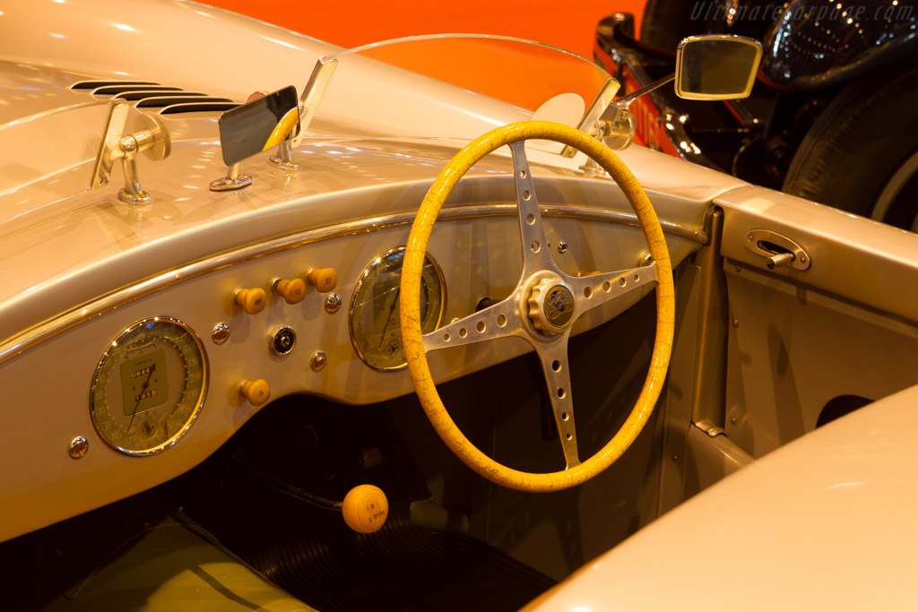 Cisitalia 202 MM Nuvolari Spider    - 2014 Retromobile