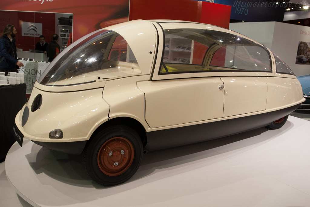 Citroën C10 Prototype - 2014 Retromobile