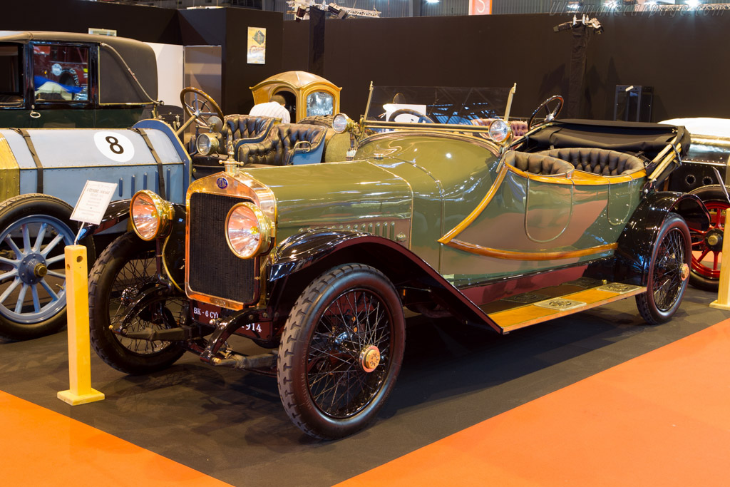 Delage BK    - 2014 Retromobile