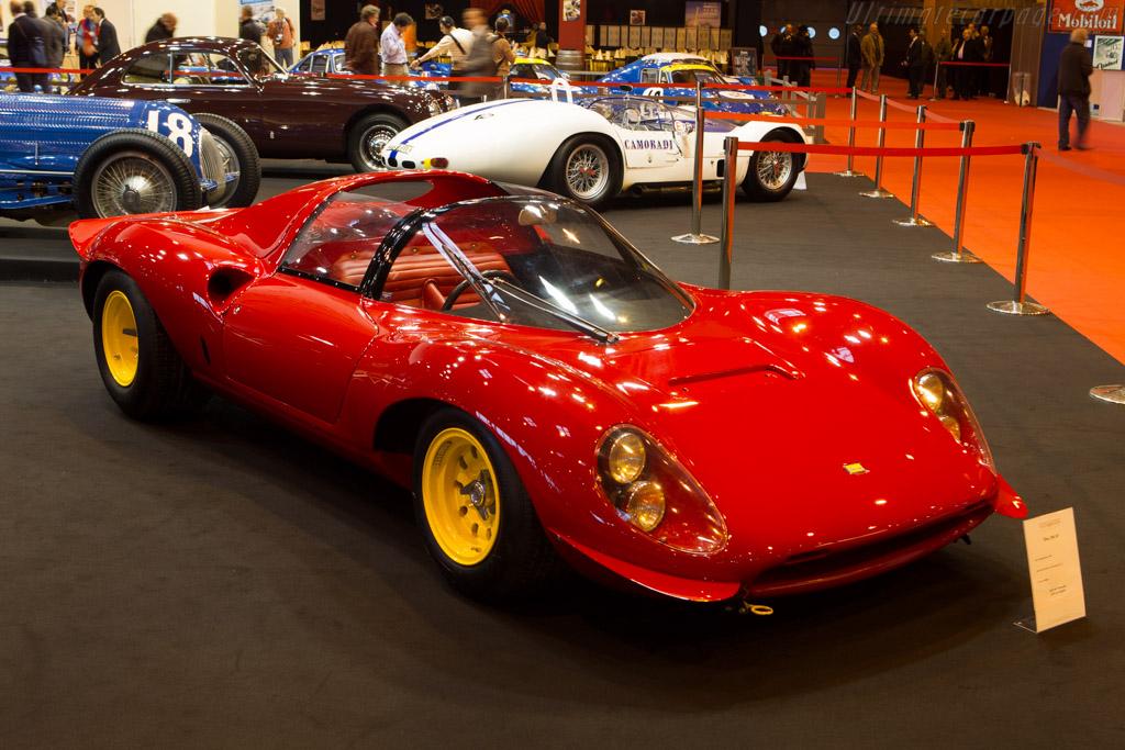 Ferrari 206 Dino S - Chassis: 016   - 2014 Retromobile