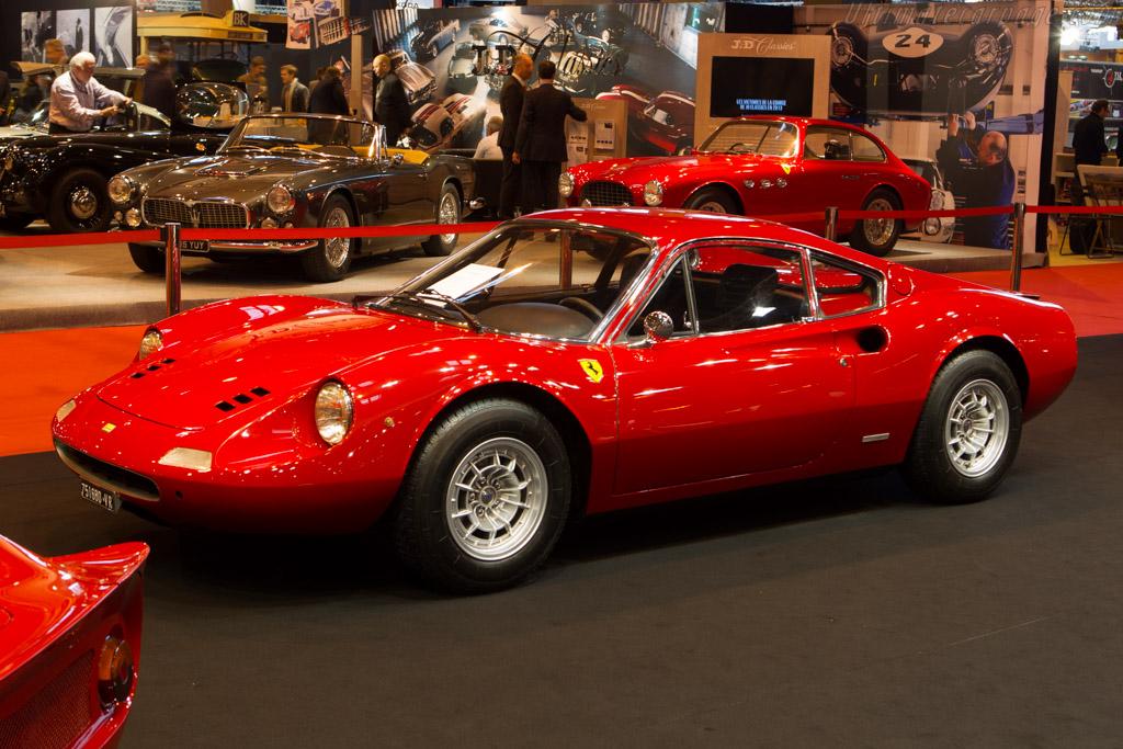 Ferrari 246 Dino GT    - 2014 Retromobile