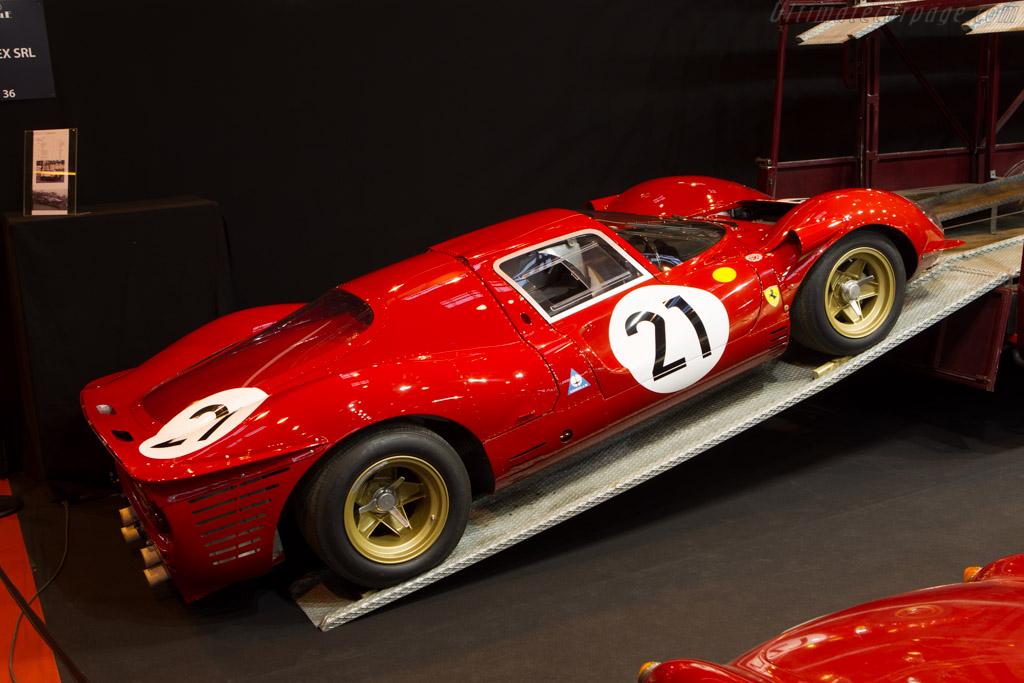 Ferrari 330 P4 - Chassis: 0858  - 2014 Retromobile