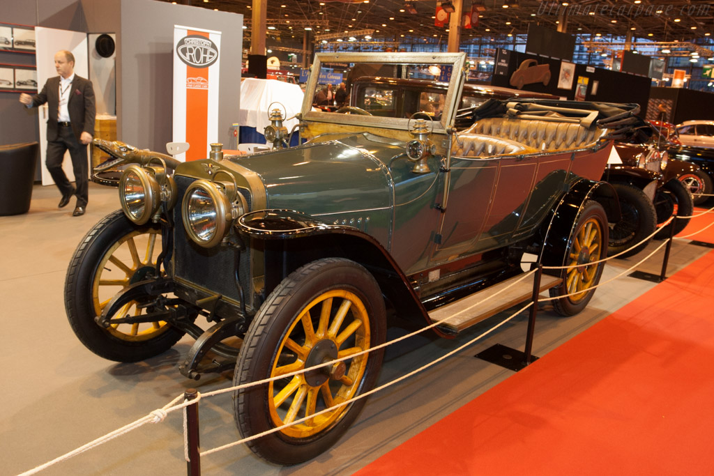Hispano Suiza 15/20 Gausachs Roadster    - 2014 Retromobile