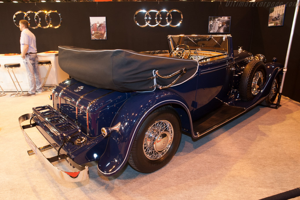 Horch 780 Glaser Cabriolet    - 2014 Retromobile
