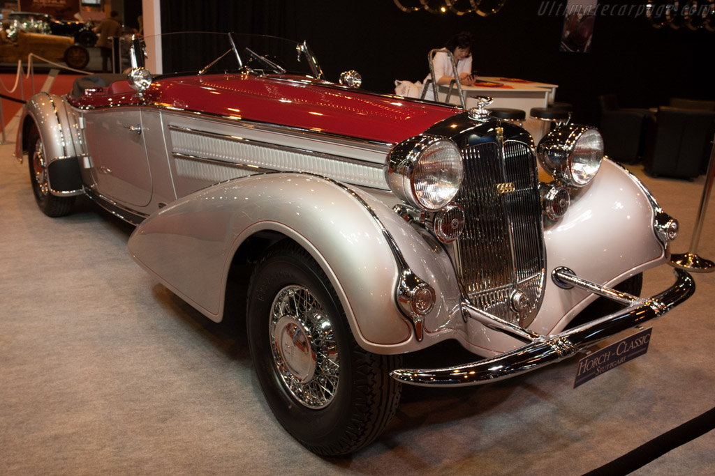 Horch 853 Special Roadster    - 2014 Retromobile