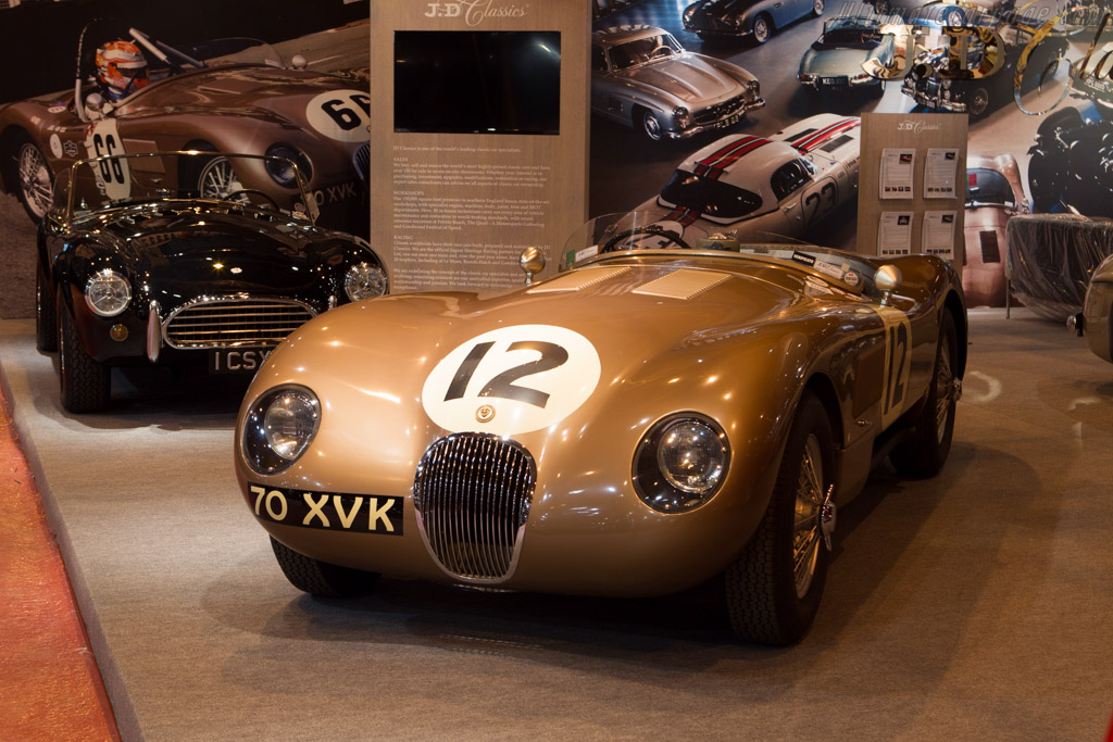 Jaguar C-Type - Chassis: XKC 018   - 2014 Retromobile