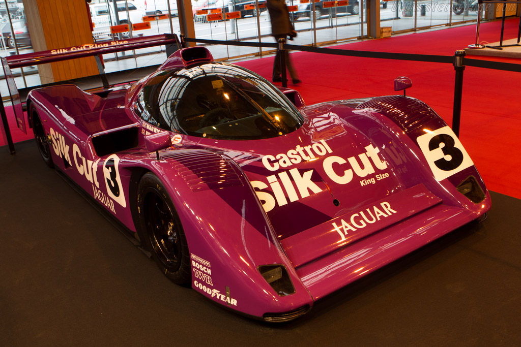 Jaguar XJR-14 - Chassis: 591   - 2014 Retromobile