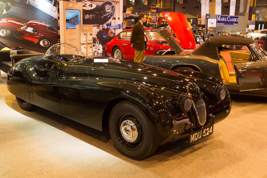 Jaguar XK120 Bubble Car - Chassis: 660986   - 2014 Retromobile