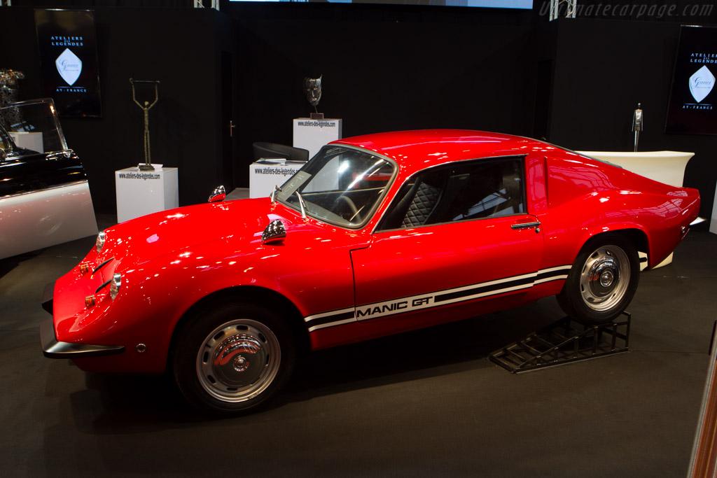 Manic GT    - 2014 Retromobile