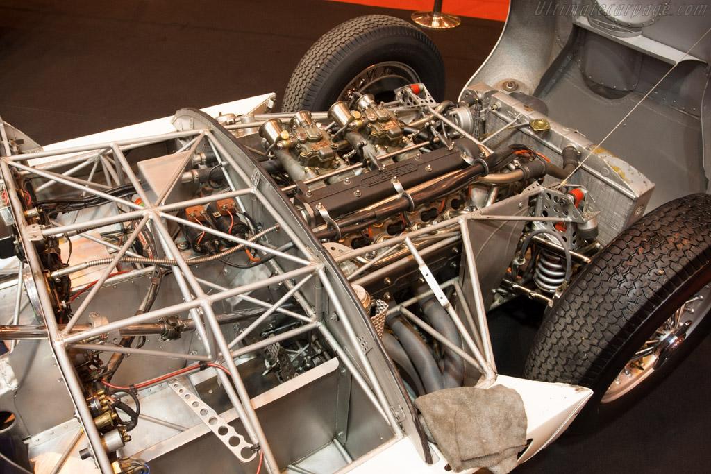 Maserati Tipo 61 Birdcage Chassis 2451 2014 Retromobile