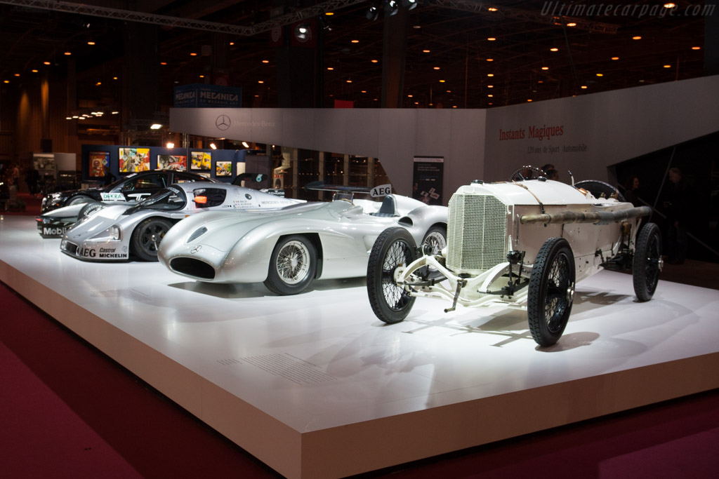 Mercedes 18/100 Grand Prix - Chassis: 15364   - 2014 Retromobile