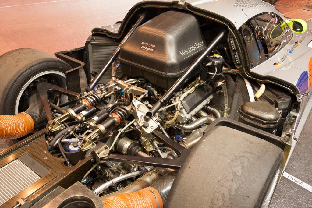 Mercedes-Benz CLK-LM - Chassis: 005   - 2014 Retromobile