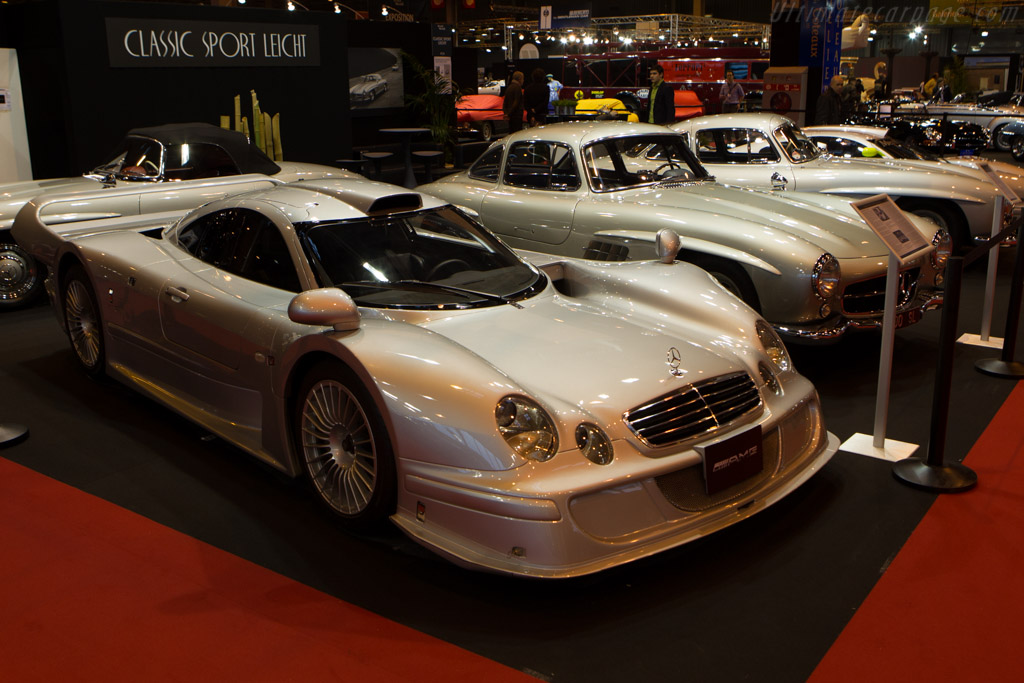 Mercedes-Benz CLK-LM Strassenversion - Chassis: 002   - 2014 Retromobile