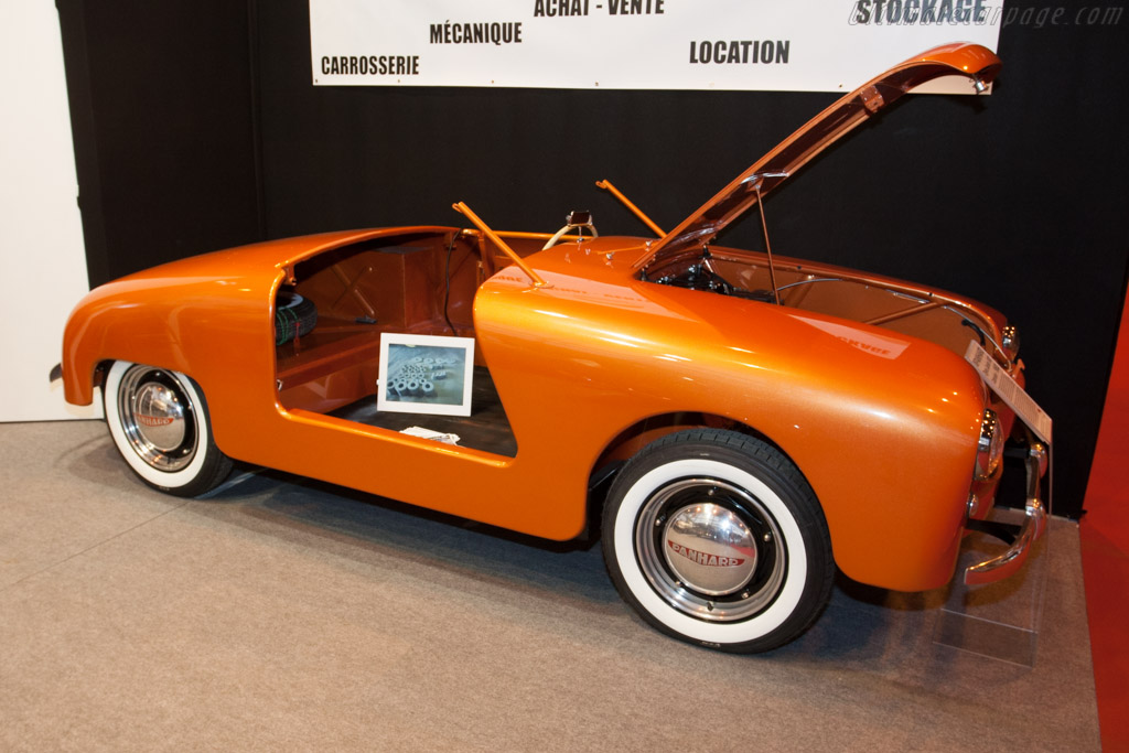 Panhard Dyna Junier X87 - Chassis: 856121   - 2014 Retromobile